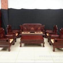 实木组合沙发非洲酸枝木客厅实木家具红木家具实木沙发红木沙发批发