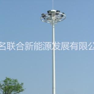 太阳能路灯工程图片