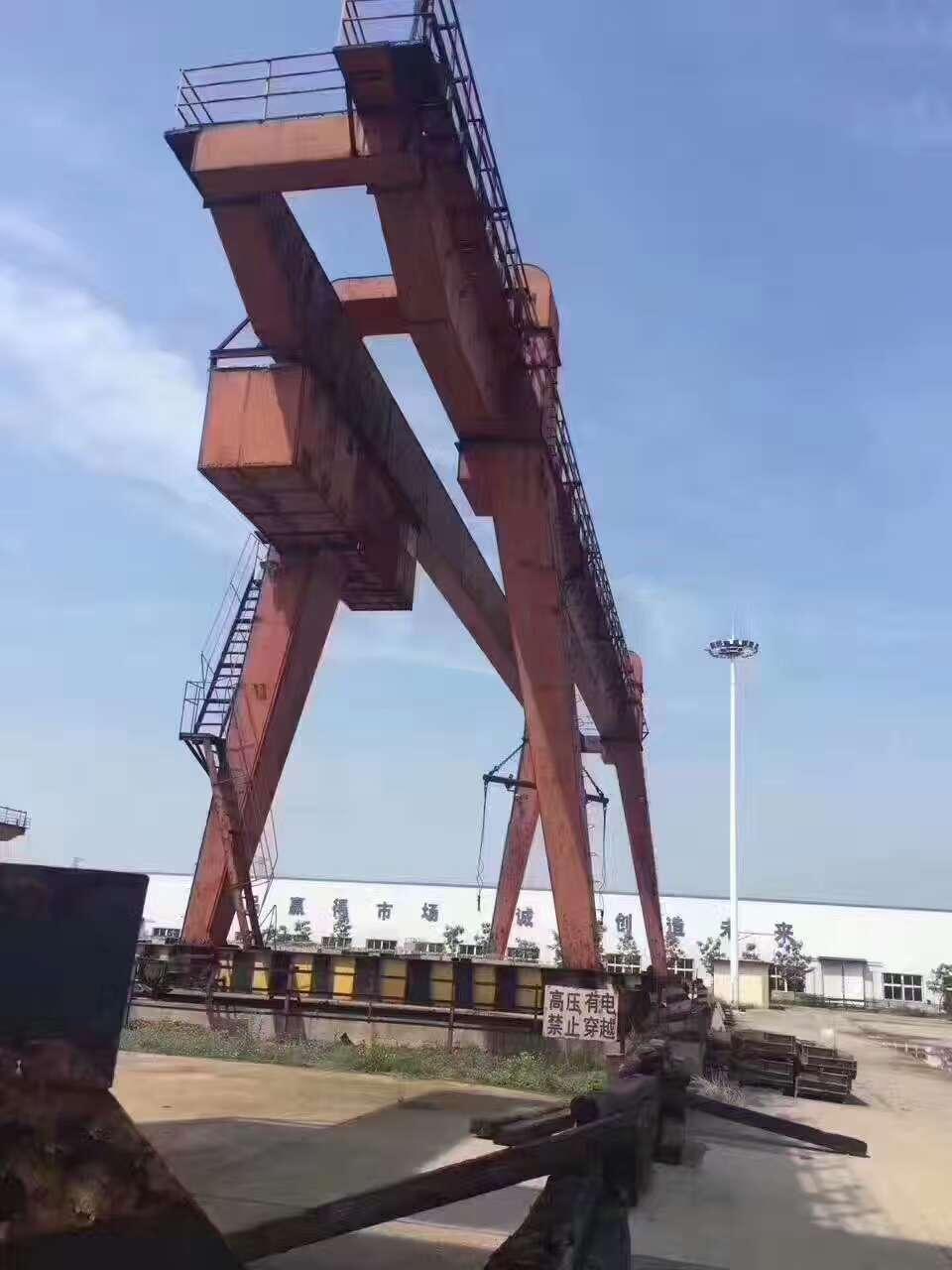 3吨5吨10吨16吨龙门吊单梁及