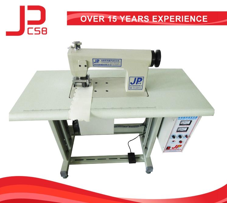 供应常州服装辅料加工设备服装皮具厂加工设备超声波花边机