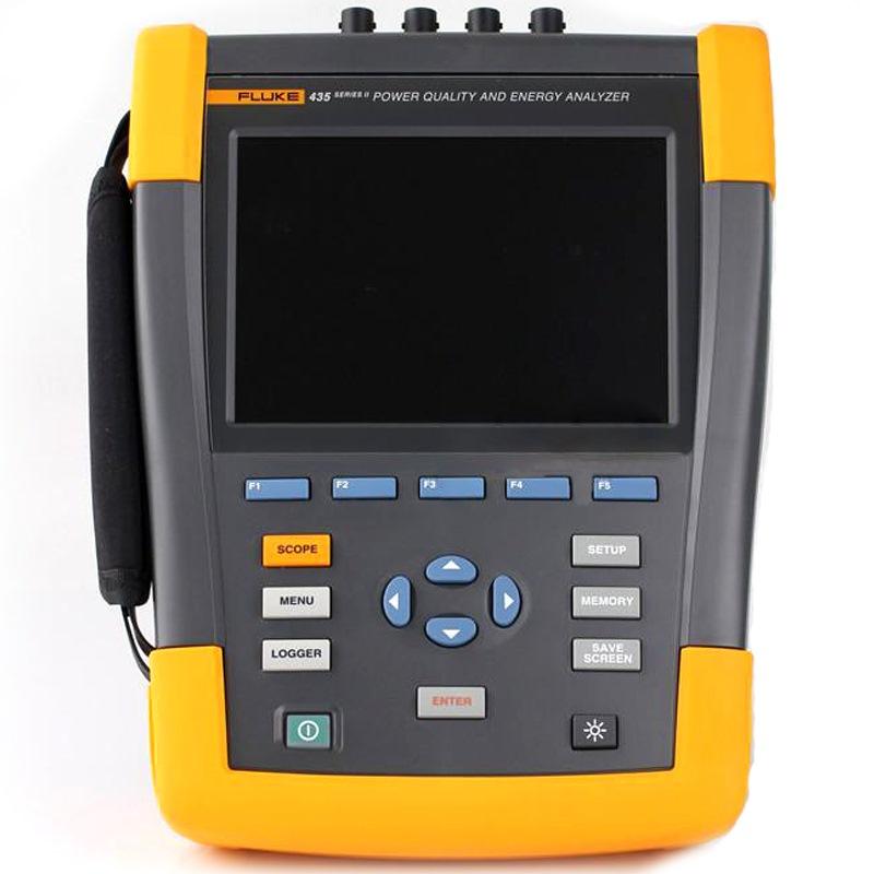 fluke43B电能质量分析仪仪器仪表深圳代理商电话报价 FLUKE43B电能质量分析仪
