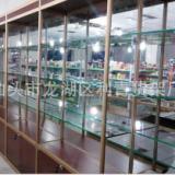 化妆品柜台货架精品红酒展柜手机玻璃陈列柜珠宝柜台展柜批发
