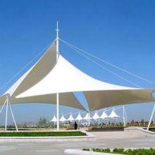 景观工程膜结构、钢结构、张拉膜设计施工、 长沙景观工程膜结构图片