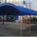 批发 新款户外汽车帐篷 移动车篷 户外遮阳挡雨 推拉移动车棚