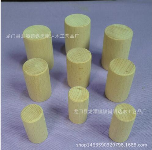 圆木盖加工香水瓶圆木盖定制厂家直销木拉手优质圆木盖定制