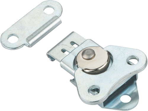 不锈钢搭扣锁K3-1625-52同款SOUTHCO提转式搭扣锁 可伸缩搭扣 K3蝴蝶搭扣