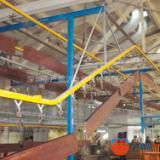 广福达节能红外线烘干输送炉 厂家直销红外线烘干输送炉