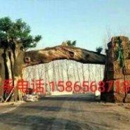 扬州仿木大门厂家图片
