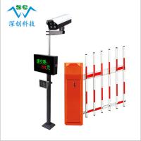 广州车牌自动识别系统停车场管理收费系统,报价,价格 图片 效果图