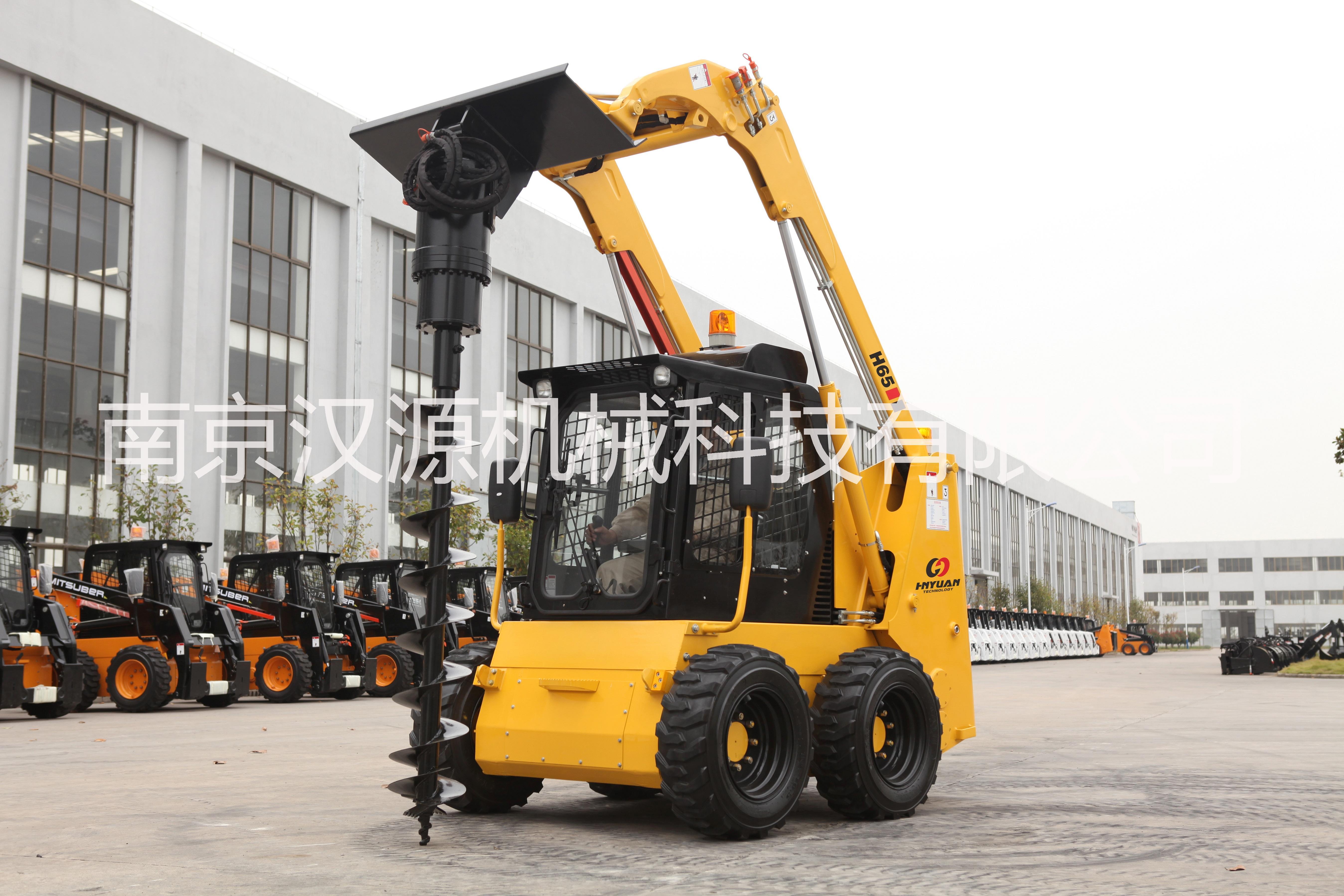 滑移装载机H65,滑移装载机,滑移装载机厂家,滑移装载机价格