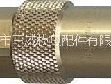 优质货源五金塑胶模具配件制造 日式MISUMI内螺纹快速接头KFF