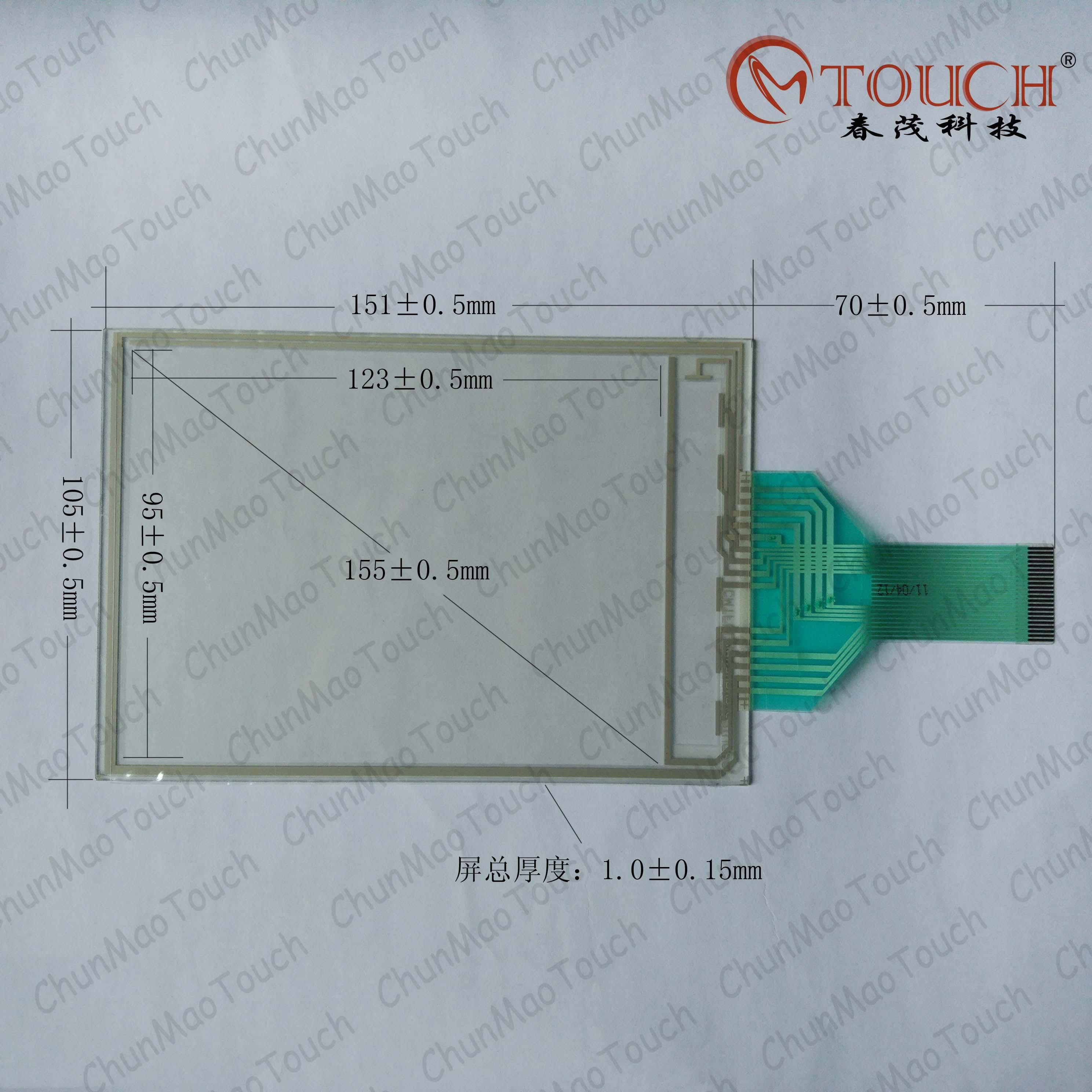 富士UG221人机界面触摸面板   富士UG221工业触摸屏幕