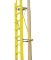 冀航电力厂家生产绝缘升降式抱杆梯、可定制