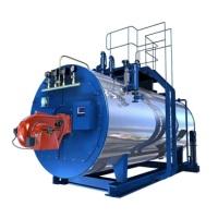 燃气锅炉 WNS1-1.0-Q蒸汽燃气锅炉