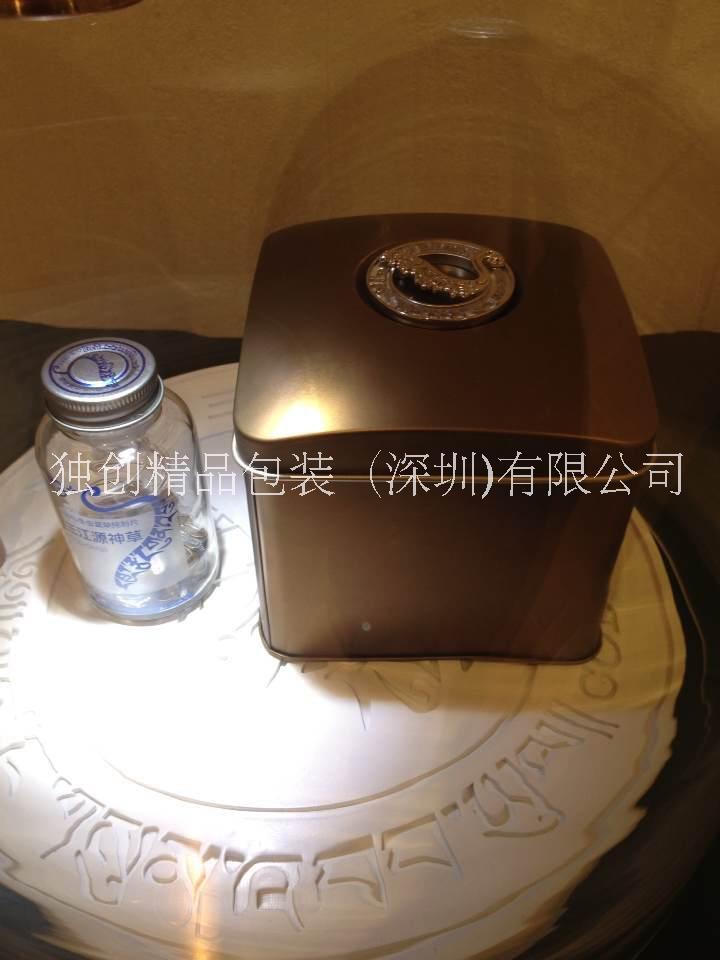 三江源包装铁盒供应 虫草包装铁罐 神草铁盒生产商