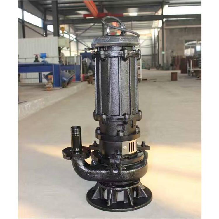 河北ZJQ立式潜水渣浆泵厂家 潜水吸沙泵批发 NSQ立式抽砂泵价