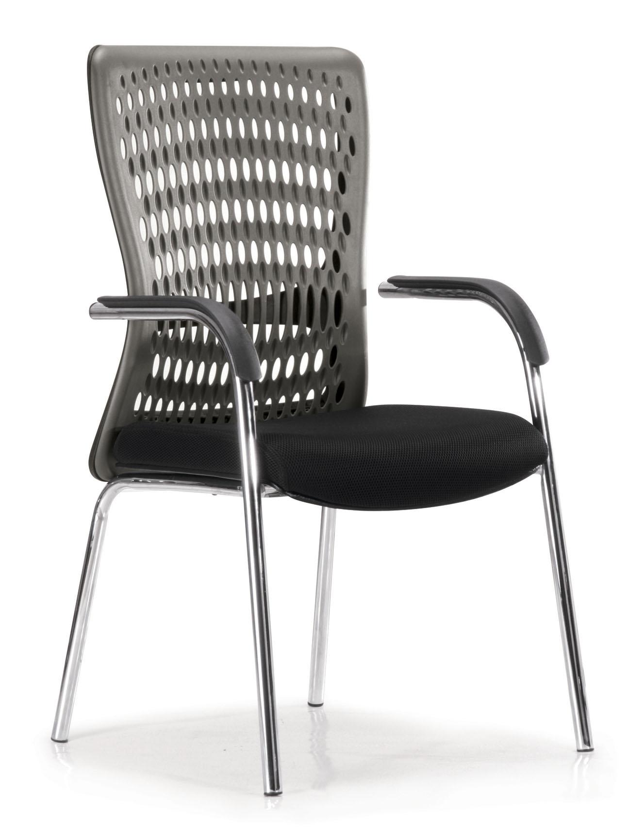 广东家具办公椅子现代简约网布电脑椅家用座椅透气职员会议室椅子直销