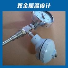 温湿度仪表 双金属温度计带热电阻/电接点/防腐热套双金属温度仪批发