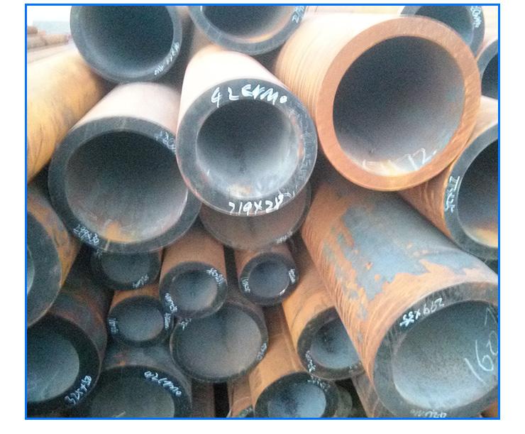 山东42CrMo钢管,42CrMo厚壁无缝钢,35CrMo无缝管,质优价廉