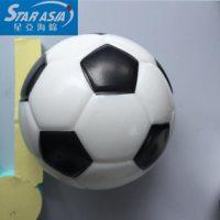 厂家定制 pu发泡棒球 pu玩具球 pu海绵发泡球 颜色规格定做