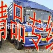 常州到上海物流专线图片