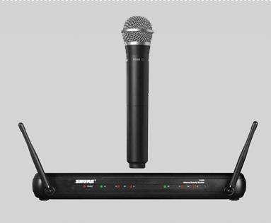 SHURE 无线话筒SVX288/PG58