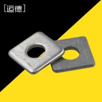 四方平垫圈 厂家直销四方铁垫片 四方垫圈镀锌 金属方垫