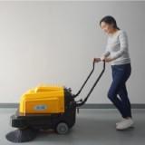 上海手推式扫地机YZ-10100   街道厂区用电瓶式扫地机厂家
