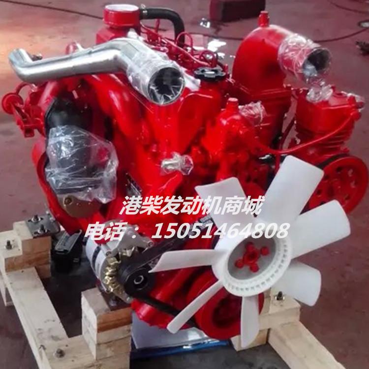 大柴4110发动机 大柴CA4DF3-14E3F发动机