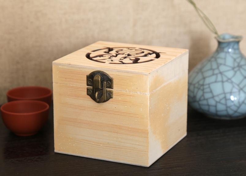 木盒 定做杂货木盒 首饰收纳盒