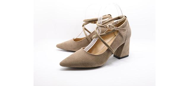 甜丰麦浪韩版女鞋101-2 烟台甜丰麦浪韩版女鞋101-2