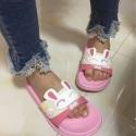 夏季洗澡家居浴室儿童防滑拖鞋男童女童拖鞋