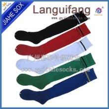 广东袜子厂足球长袜 长筒足球袜,足球袜厂家定制,尼龙足球袜厂图片