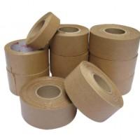 供应耐高温免水牛皮胶带 牛皮纸封箱胶带 专业生产环保牛皮封箱带大小可订做