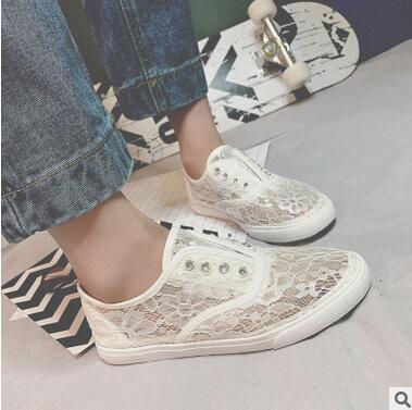 低帮帆布鞋女鞋销售