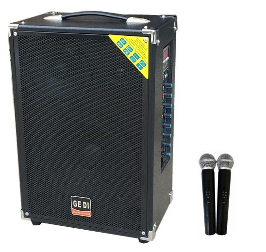 歌帝1061 350瓦弹唱音箱