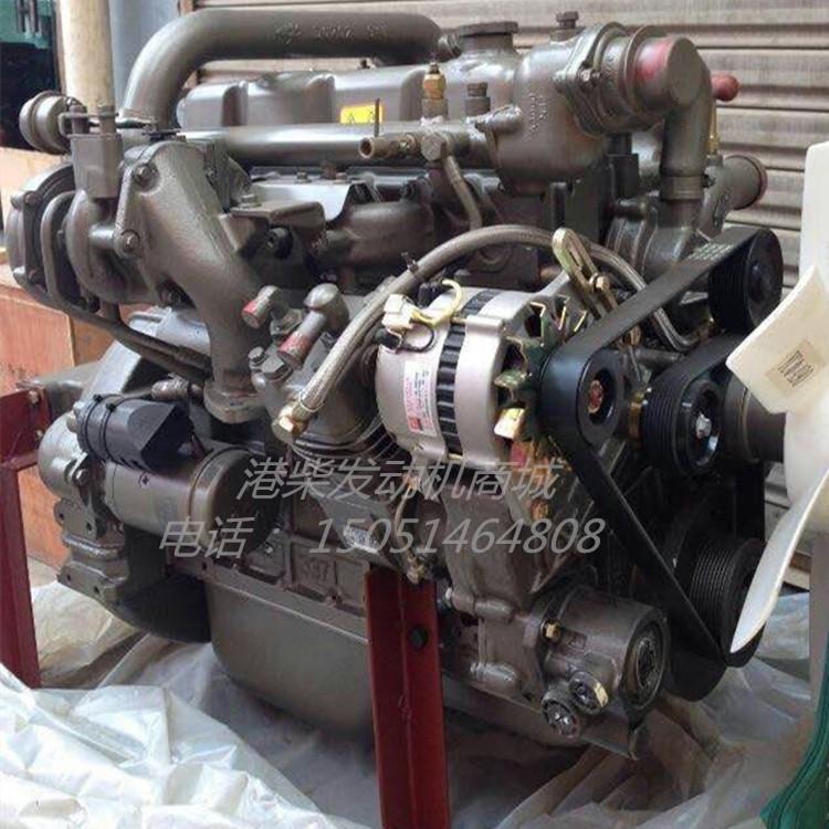 玉柴4108发动机 玉柴YC4D130-31发动机 4108增压发动机