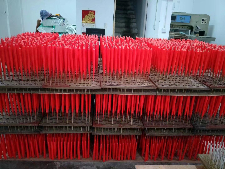 竹签蜡烛荧光大红,蜡烛荧光大红价格,蜡烛荧光大红批发,蜡烛荧光