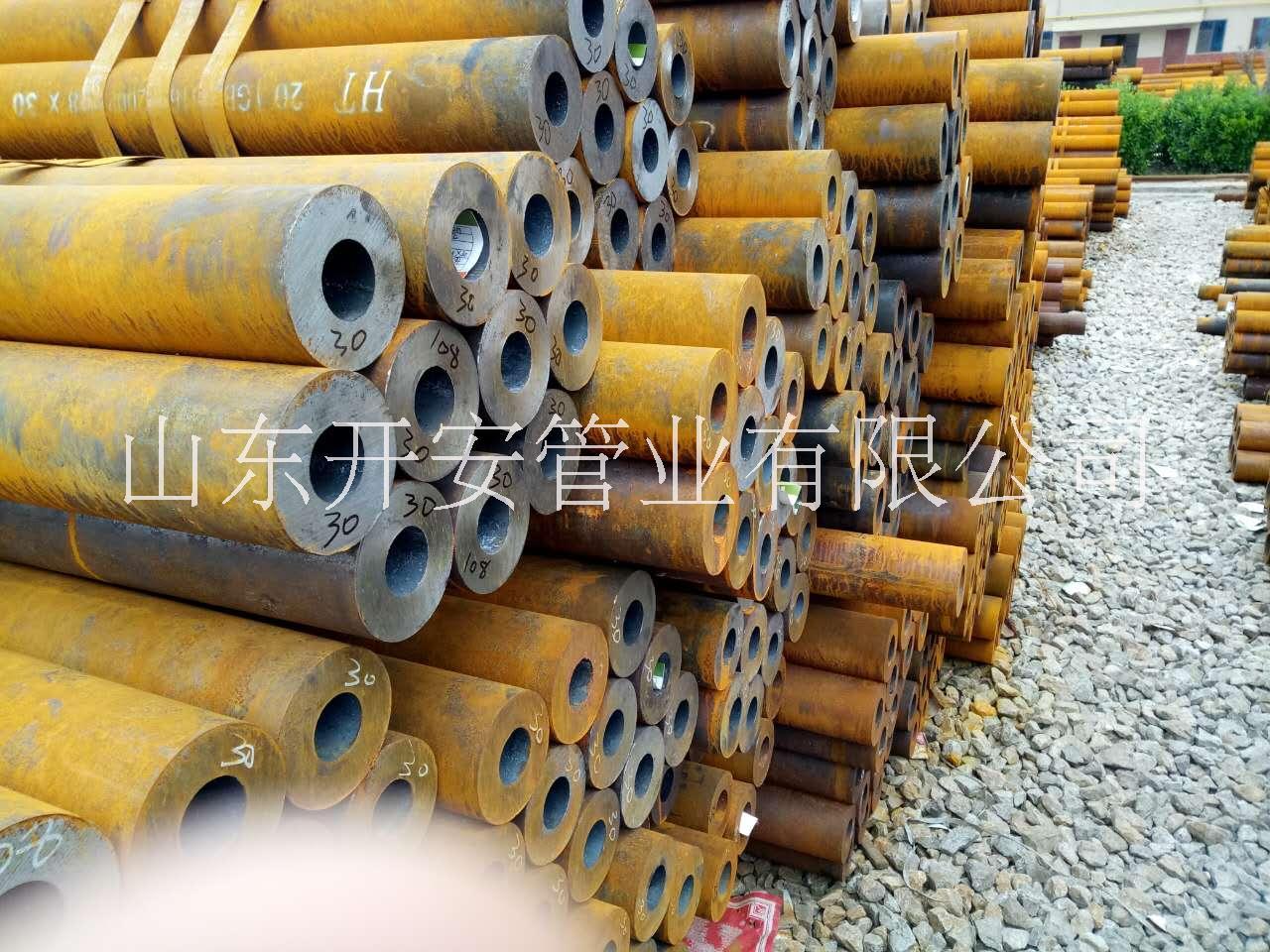 热轧厚壁无缝管,非标无缝钢管,各种材质厚壁无缝钢管——现货供应