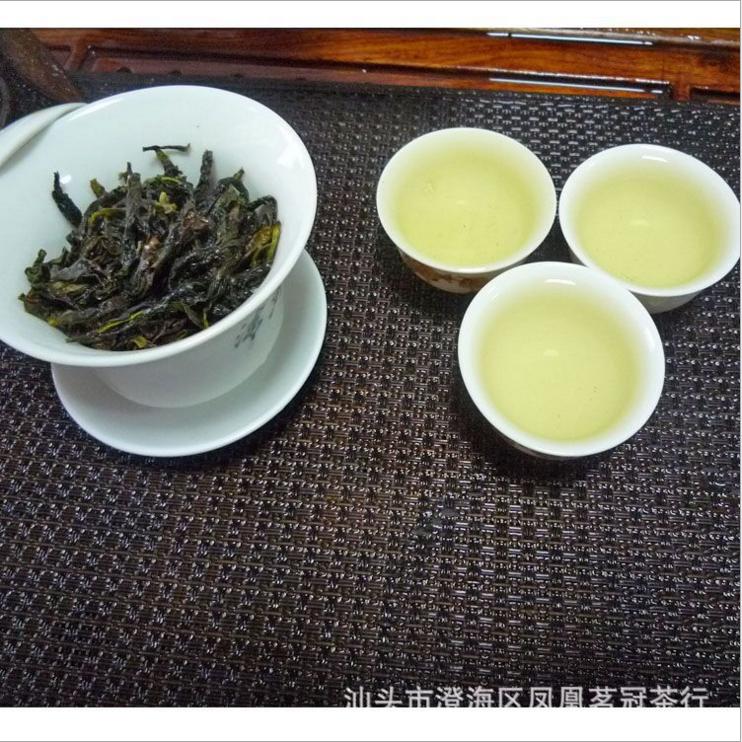 乌龙茶潮州凤凰单枞茶单丛单从单纵清香银花香鸭屎香1号