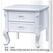 厂家直销 美式乡村床头柜房间柜装饰柜床边柜收纳柜储物柜批发