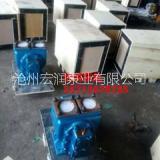 宏润圆弧齿轮油泵/铜齿轮/50YHCB-20型汽柴油防爆齿轮泵