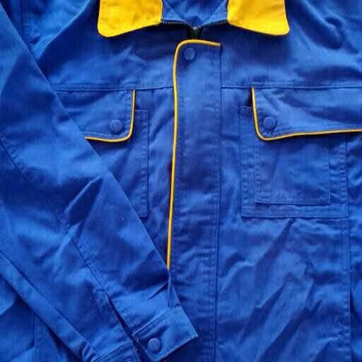 运城劳保工作服价格|矿用工作棉衣定制|双层劳保工作服价格