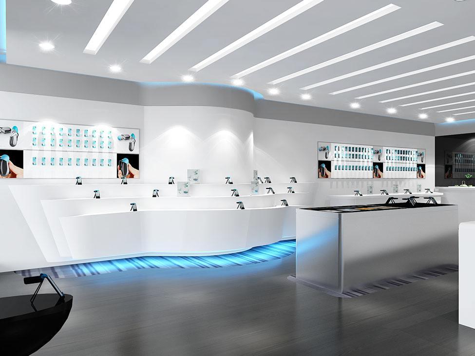 展厅装修 展厅装修公司 展厅装修设计 深圳展厅装修