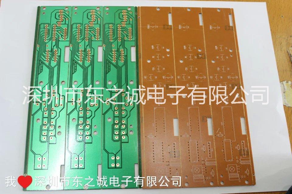 消毒柜控制板线路板_线路板_炜业电子