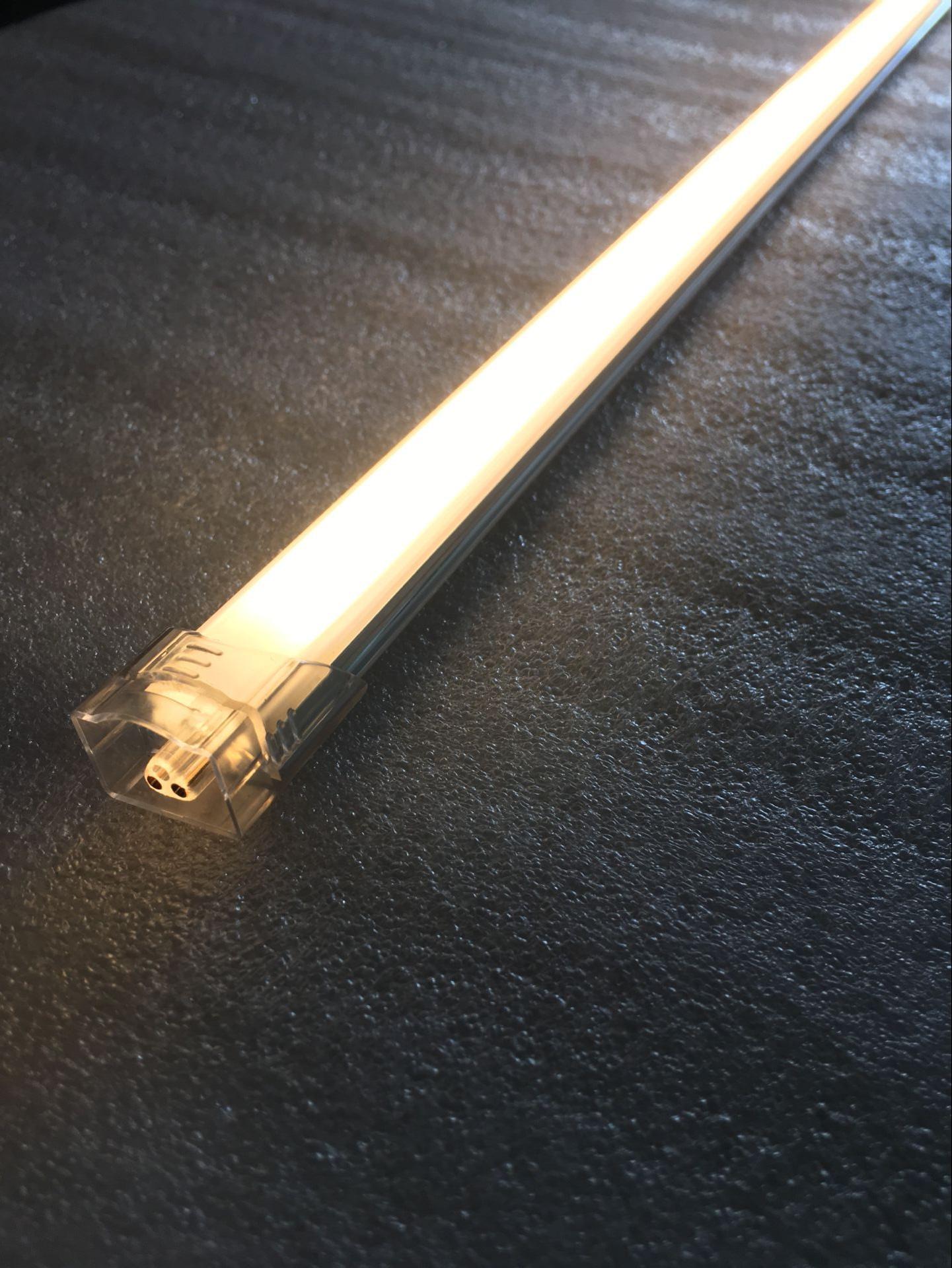 厂家直销批发 SMD5050 72灯LED 无影对接线条灯 铝基板LED灯带