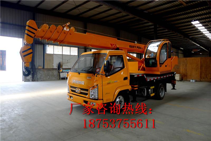 6吨吊车 6吨小型吊车价格