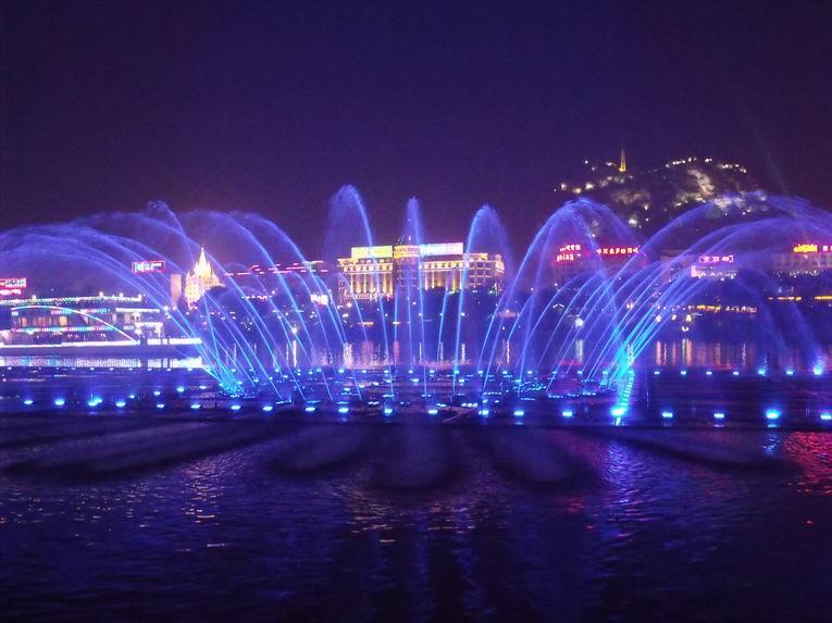 音乐喷泉工程 冷雾工程 喷泉制作 音乐喷泉厂家 喷泉设计制作公司