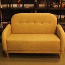 江苏定制咖啡厅休闲洽谈布艺咖啡椅