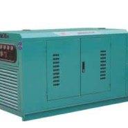 深圳低噪音柴油发电机组图片